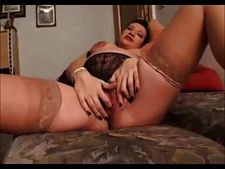 Masturbação de mãe grávida