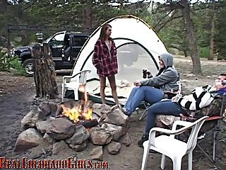 colorado camping sex part 1 as meninas ficam impertinentes