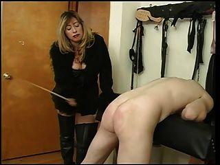 amante espalhafazendo seu tipo escravo
