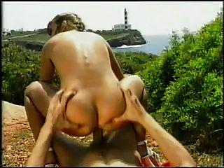 maren beautte sexo am strand