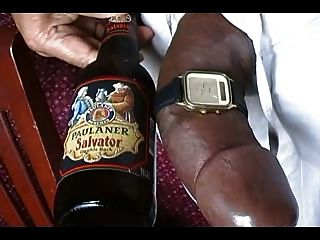Beercan10 vs garrafa de cerveja