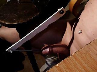 fucking machine diy cock urethra tricô agulha soando