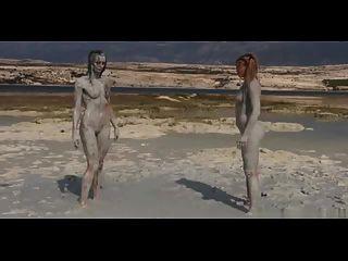 Wrestling de lama arenosa