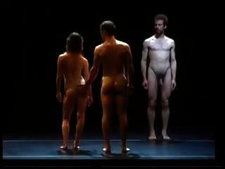 performance de dança erótica 6 balé masculino nude