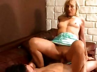 horny french mature leva cock em pussy and ass