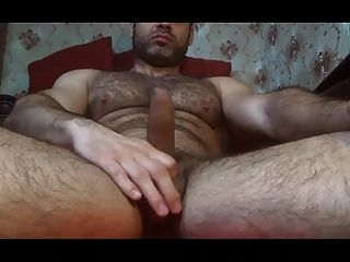 str8 hairy men play