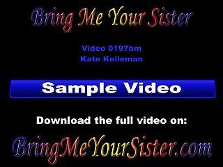 lançando sua calorosa irmã legal age adolescente em seu primeiro vídeo de sexo hardcore