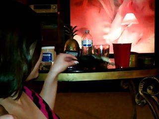 fumar namorada gosta de chupar e montar um galo preto