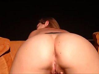 Orgasmos amadores com dificuldade no chicote