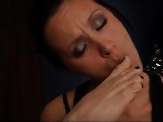 adoração do pé da bailarina bitchy 2
