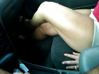 wifes pernas e pés sexy