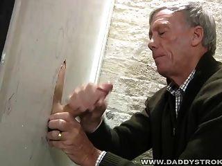 daddy eden pelo gloryhole