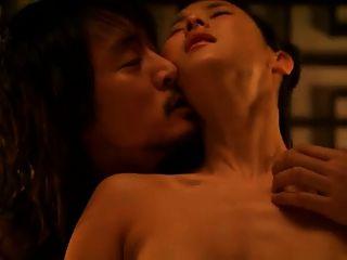 a concubina (2012) jo yeo jeong scene2