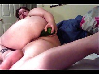 sexy engolida engoliu pepino grosso