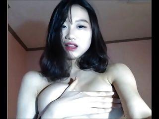 webcam sexy coreana provoca 1