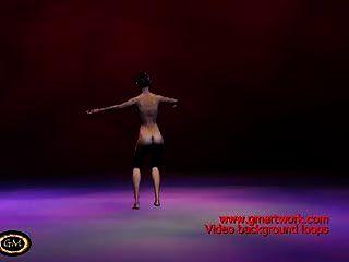 bailarina nudez 2