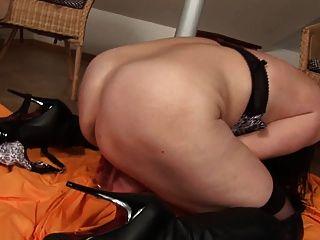 masturbação de mulher madura