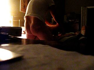 esposa anal antes de ir para a cama (por edquiss)