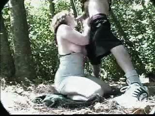 sexo florestal