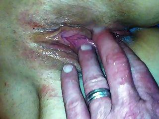 Concha cheia de georgia milf pussy