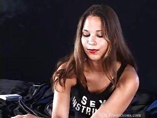 Laura Lee Smoking Fetish at dragginladies