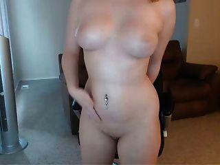 bonito e sexy loira bla cam show