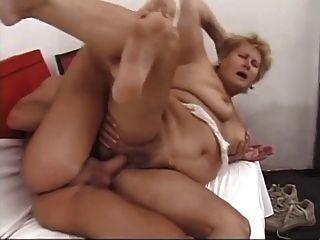 bbw hairy granny com big boobs gets fuck