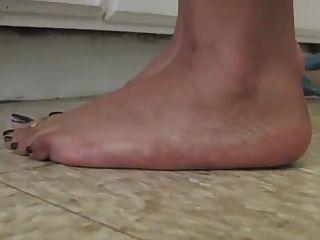 pés de ébano