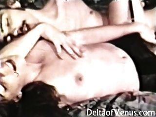 vintage amador xxx da década de 1960, ela o anseia