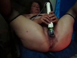 bbw granny squirting