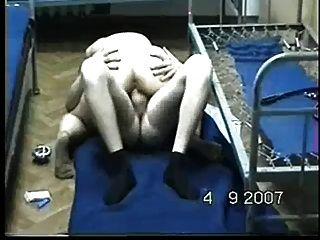 sexo com a prostituta no exército russo por bbz