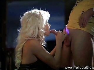 o poder erótico do fellatio
