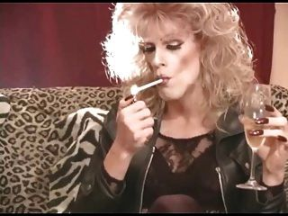 quente cd puma fumando em couro ii