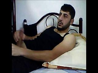 homem turco muito quente na cam