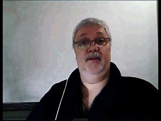 vovô argentino na webcam