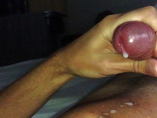 bombeando cargas de cum em câmera lenta (compilação)