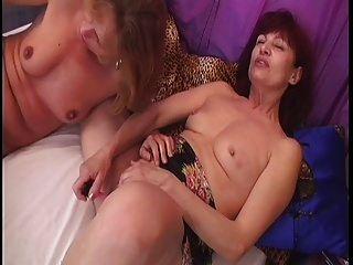algumas lésbicas maduras