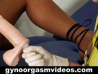 exame de gyno e pesquisa de orgasmo feminino