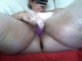 bbw ex gf, excitado, masturbando sua gatinha molhada