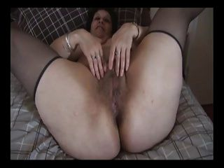 busty mature big hairy pussy