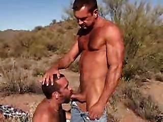 Oeste cru no deserto