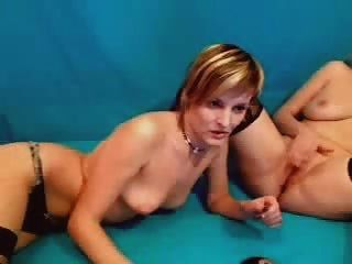 lésbicas sexy comendo uns aos outros bichano