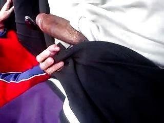 menina desi maly sugando fuking no carro
