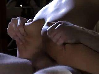 fodendo na mesa de massagem