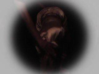 máscara de noite de cetim