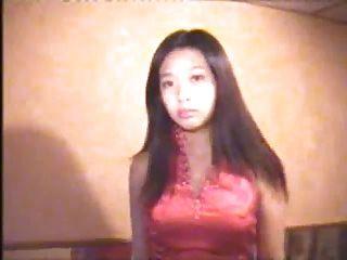 bela garota chinesa