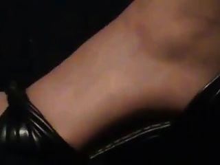 pés de nylon sexy 1