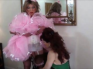 prática de lançamento e chupação de castidade para angélica pela madame c