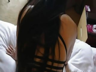 long hair play, hardcore sex, hair job