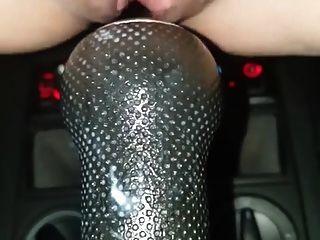 equipamento de carro molhado foda minha namorada